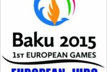 Sveinbjörn hefur lokið keppni í Baku