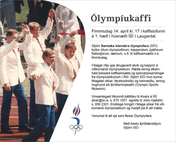 Olympiukaffi