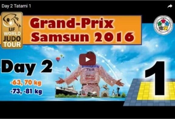 Sveinbjörn á Grand Prix Samsun