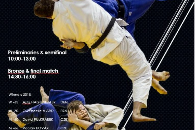 Reykjavík Judo Open 2019