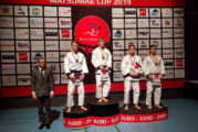 Árni Lund með brons á Matsumae Cup