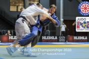 Nordic Judo Championships 2020